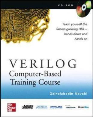 Verilog Computer Based Training Course Zainalabedin Navabi Shop Online For Books In Fiji