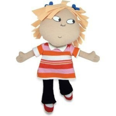 Playhouse Disney 20cm Lola Doll From The Charlie And Lola Books By Lauren Child By Kids Preferred Shop Online For Toys In Fiji