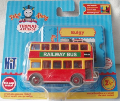 Thomas the Tank Engine Shining Time Station DUCK diecast train