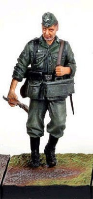 CAN DO POCKET WEHRMACHT INFANTRY BARBAROSSA 1941 COMBAT FIG A SERIES 3 1:35