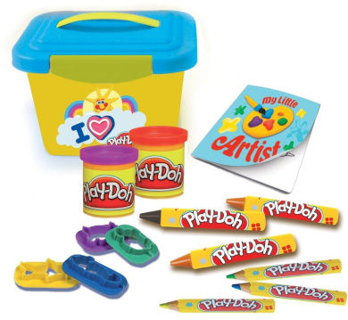 Play Doh My Little Workshop With Storage Box Modelling