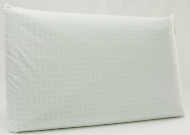 Natural Latex Pillow 100 Cotton Cushion Bed 12 Cm Hypoallergenic Anti Mite Bactericidal Breathable By Neoplano By Neoplano Doghe E Materassi Shop Online For Homeware In The United Kingdom