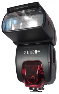 Black Zeikos ZE-OCSCO Off Camera Flash Cord for Olympus Cameras