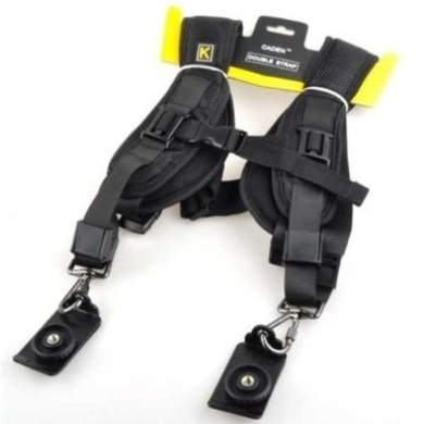 CAM8810 CowboyStudio Bein Universal Quick Release Sliding Flexible Camera Neck Shoulder Strap