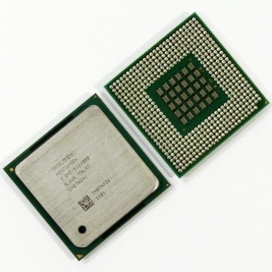 BX80532PG2600D Intel Boxed Pentium 4 2.6 GHZ-HT 512K 800 FSB S478
