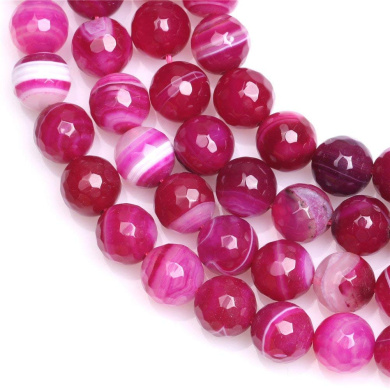 SHGbeads Natural Twisted Coin 16MM Rose Quartz Gemstone Loose Beads for Jewellery Making 15