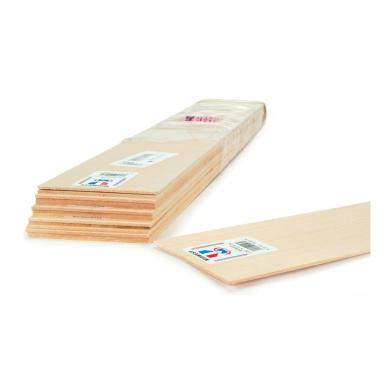 BWS3661 Bass Wood 1//2 x 1 x 24 3