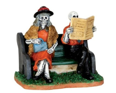 Lemax Spooky Town New Coffins # 42210