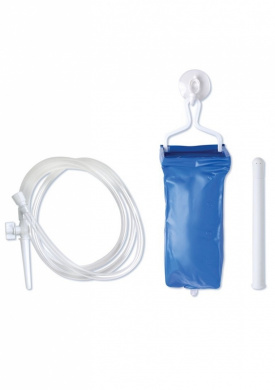Enema Cleansing Kit Enema System with 3 Nozzles Ishowstore