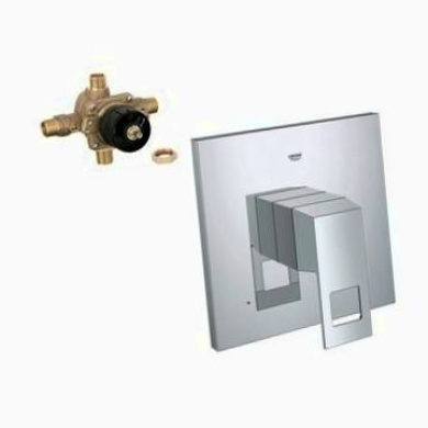 Grohe K19843-35026R-EN0 Grohflex Pressure Balance Trim with Rough-In