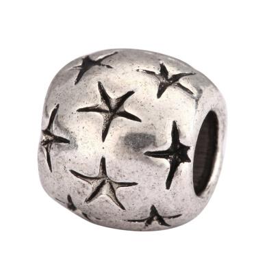 4pcs Genuine .925 Sterling Silver Pendant Bail 18mm Pinch Bail Connectors #ss73-5