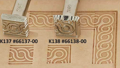 Full Handle K591  Craftool Stamping Tool Tandy Leather 66591-00