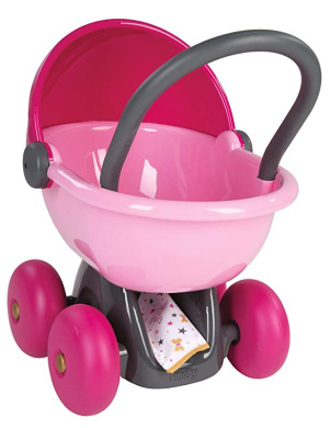 Smoby Doll Stroller 251307 Pink
