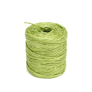 3mm Apple Green 25-Yard Homeford Metallic Twisted Cord Rope Trim