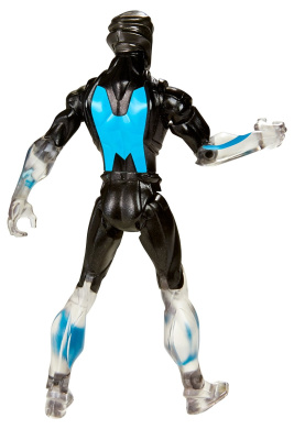 """Max Steel Stealth Mode 6/"""" action figure New"""
