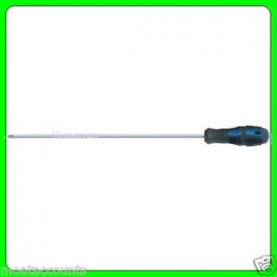 Wiha SoftFinish 308 Slotted Screwdriver Various Sizes 9,0x150x1,4x8,0x13x268x41