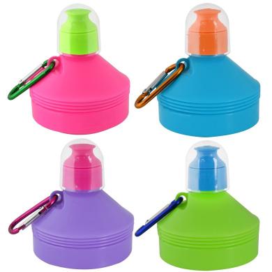Wham Plastic Kid/'s Folding Bottle Running Hiking Camping Lunch