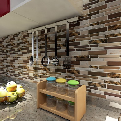Art3d 30cm x 30cm Peel and Stick Tiles for Kitchen ...