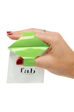 Regular x 16 with Biodegradable FabLittleBag for Feel Good Disposal FABFreda 100/% Organic Cotton Tampons with applicator