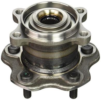 WJB WA518509 SKF BR930302K Moog 518509 Cross Reference Front Wheel Hub Bearing Assembly Timken HA590302K