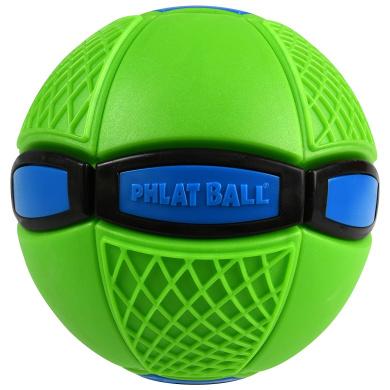 Phlat Ball Swirl junior lila 15 cm Wahu