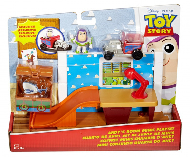 ROCKET COMMAND CENTRE BFP13 Mattel Playset DISNEY Pixar TOY STORY