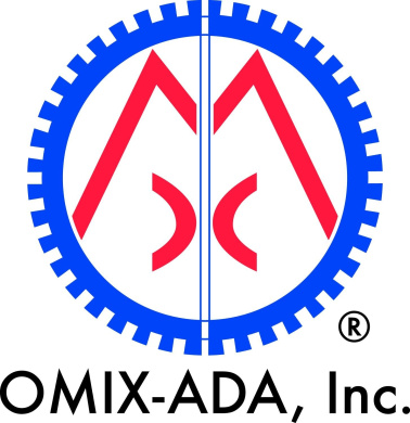 Omix-Ada 16730.18 Parking Brake Cable