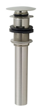 Chrome Plated Ips 63405 Push Pull Bathtub Stopper with Bushing