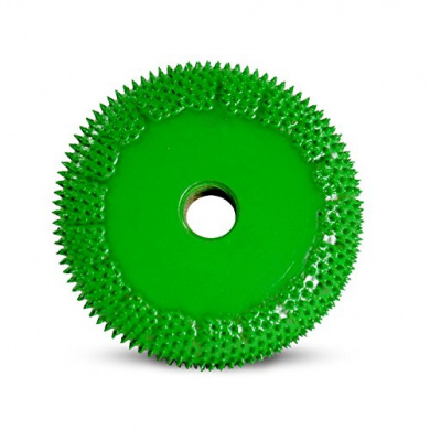 "Green - Coarse Grit 1//4/"" Shank Sphere 1//2/"" Saburrtooth"
