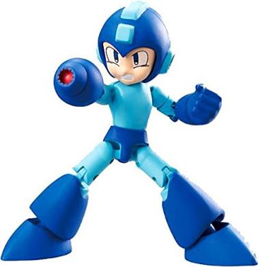 Nanoblock ×ROCKMAN Mega Man Gacha Character Capsule Toy Figure Kawada SET of 6