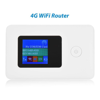 Fugift 4G LTE USB Modem Network Adapter With WiFi Hotspot SIM Card 4G Wireless Router For Win XP Vista 7//10 Mac 10.4 IOS