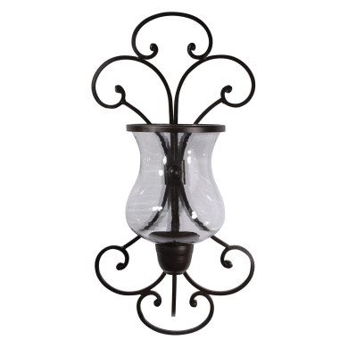 Wall Candle Holders Set of 2 301784
