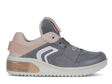 Respetuoso del medio ambiente sorpresa primero  Fashion Trainers Shoes & Bags Kids Low-Tops Geox Girl Trainers Baltic Girl  WPF