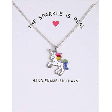 Blue Underleaf Creative A Piece of My Heart is in Heaven Letter Love Heart Keychain Jewelry Gift