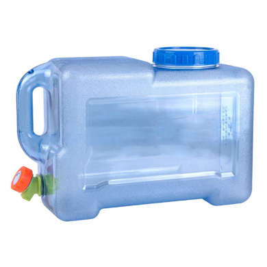 BPA Free Foldable Water Storage Jug for Outdoor Camping Hiking Picnic B Blesiya 20L Portable Water Container Carrier with Spigot