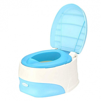STOBOK Kids Toilet Portable Pee Potty Home Training Potty Easy Carrying Folding Potty Small Pee Chair for Children Baby Home Travel Use