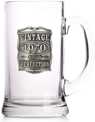 Wentworth Pewter Skye Celtic Knot Pewter tankard Beer Mug Christmas Gift